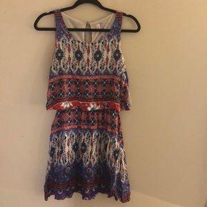 Francescas Patterned Dress